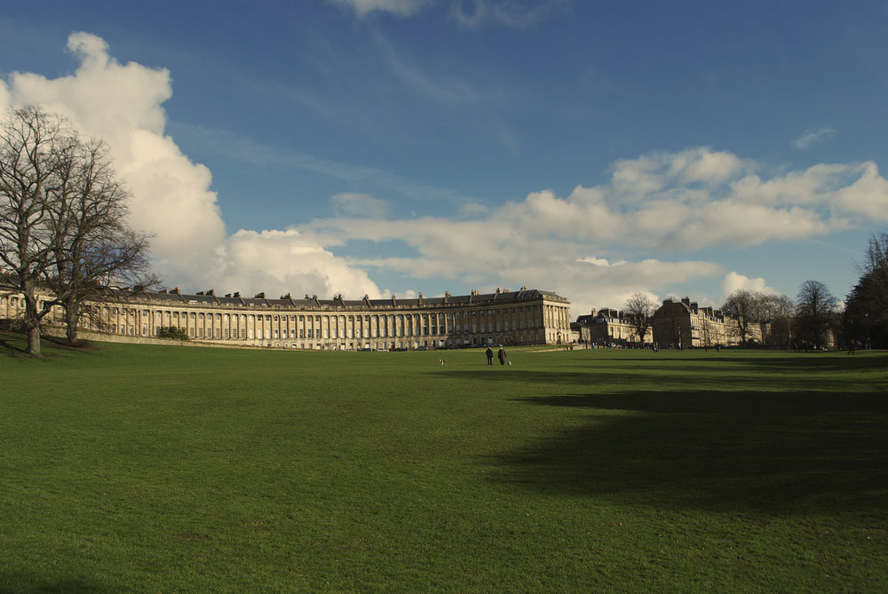 Royal Crescent, Bath, United Kingdom