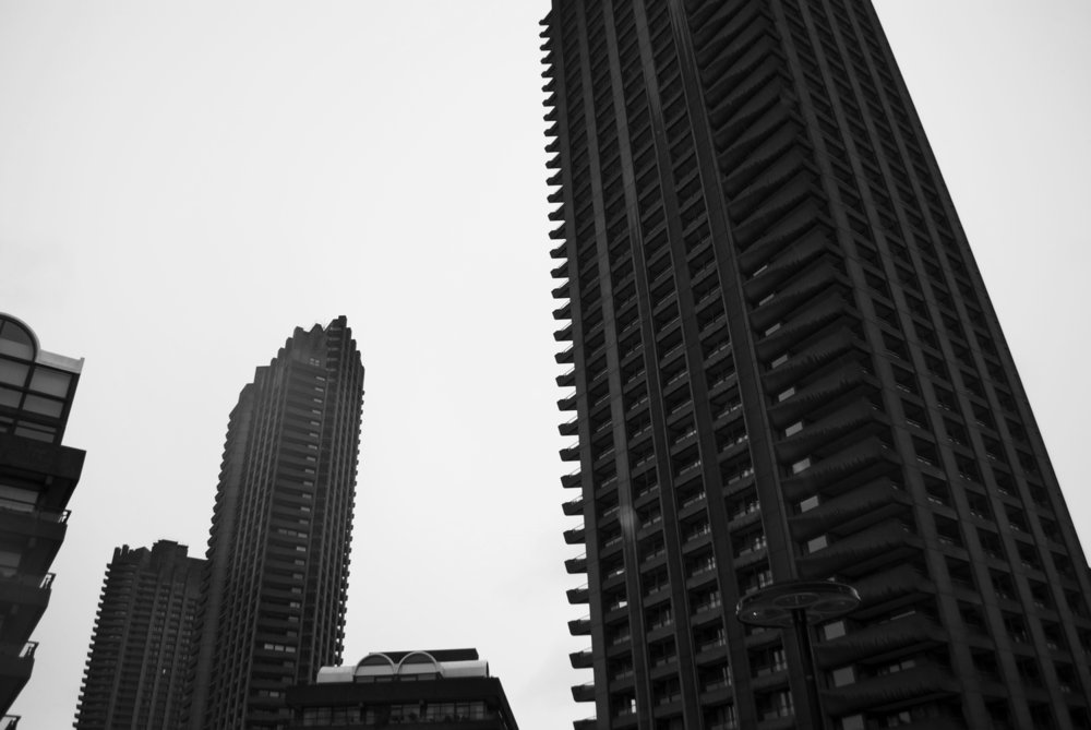 Barbican Estate, London, United Kingdom