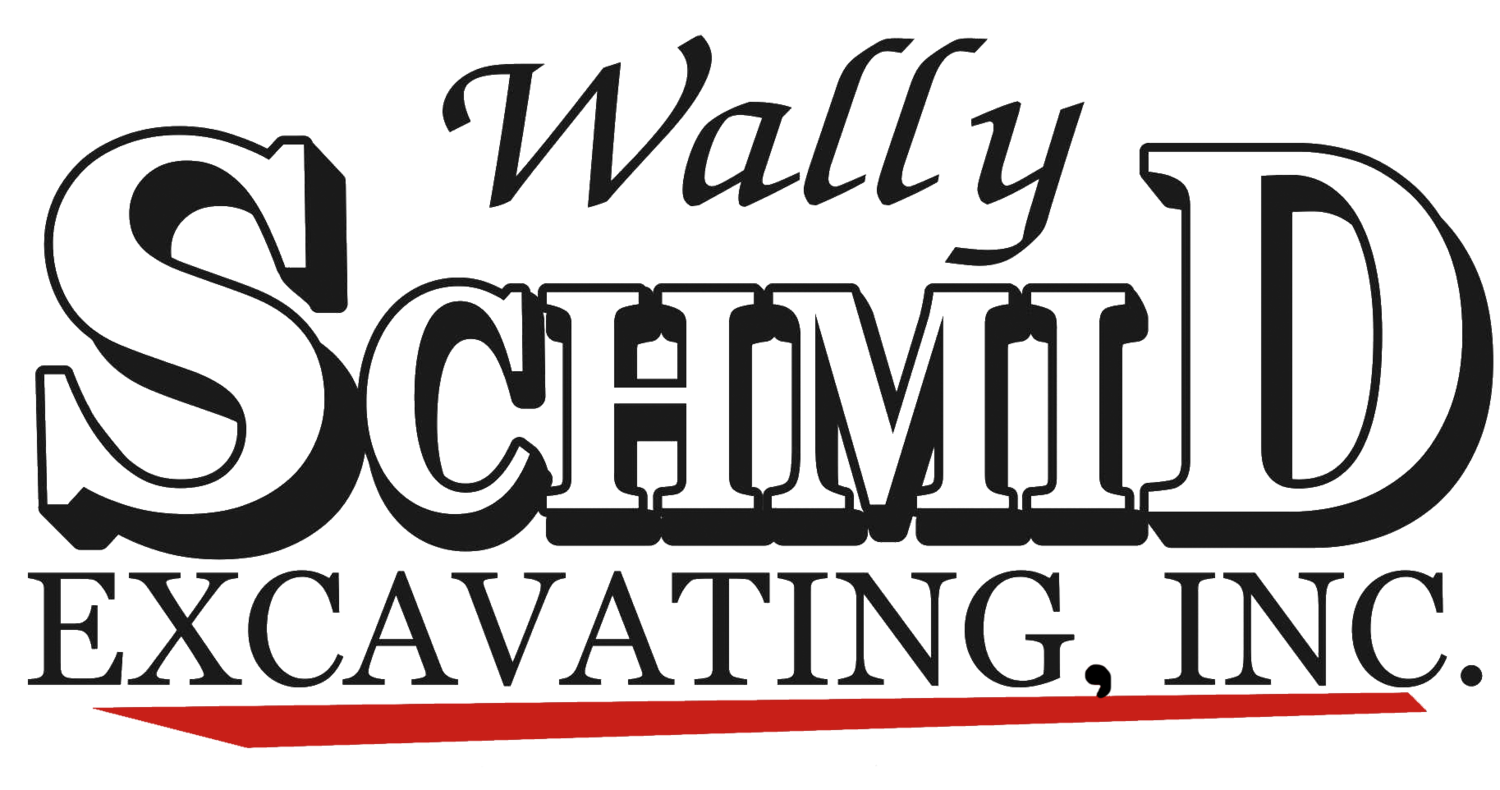 Wally Schmid Excavating - We Dig U!