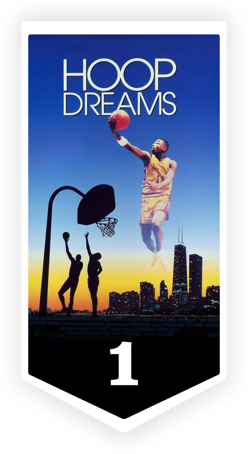 hoop dreams draft flicks