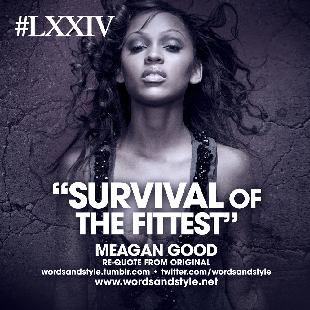 wordsandstyle :     Megan Good #wordsandstyle