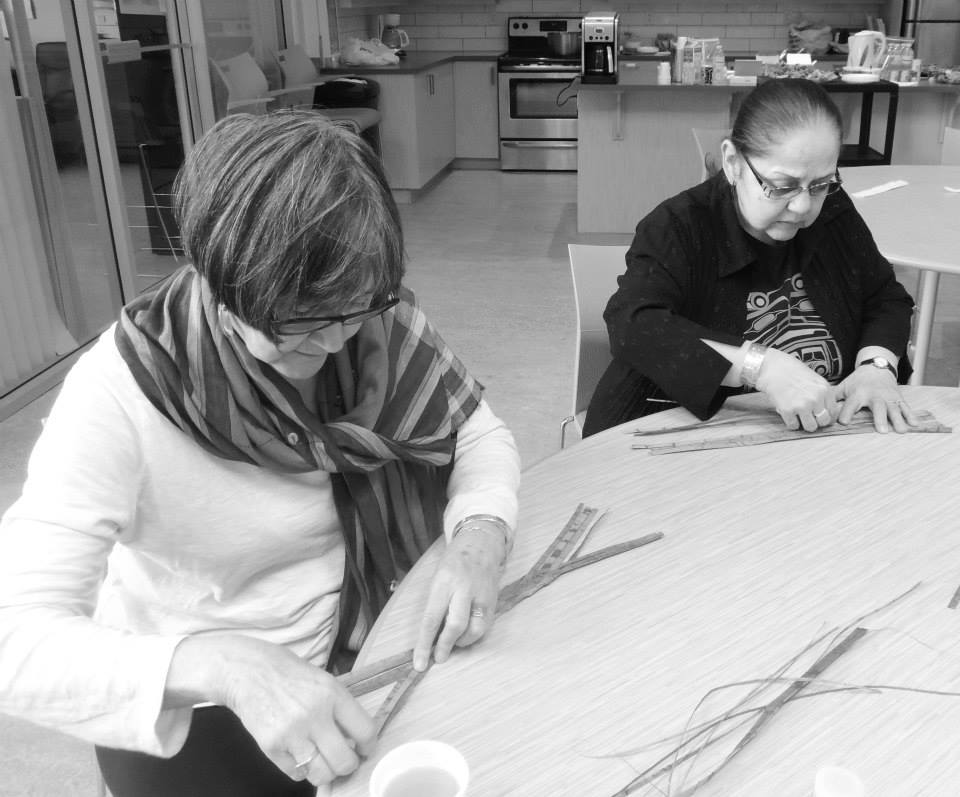 Cedar Weaving Workshop