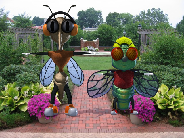 Bug Characters