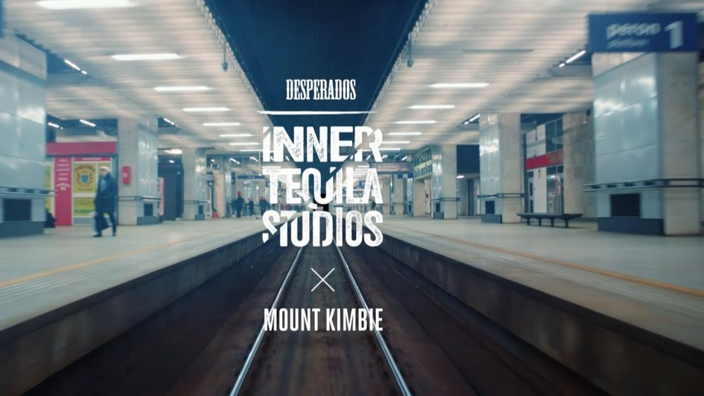 Desperados x Mount Kimbie present Train Trax