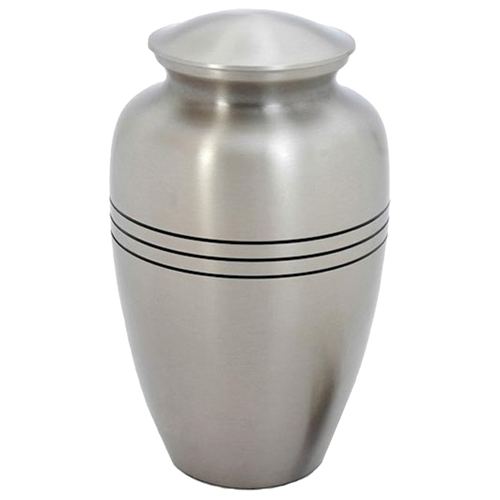 Classic Pewter Urn      $295.00