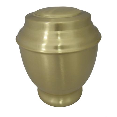 Spun Bronze Urn   $125.00