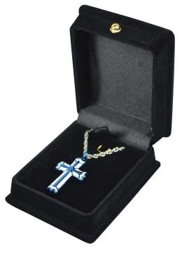 Silver Cross Blue
