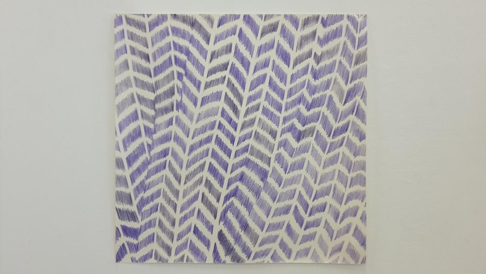 Purple Interupted