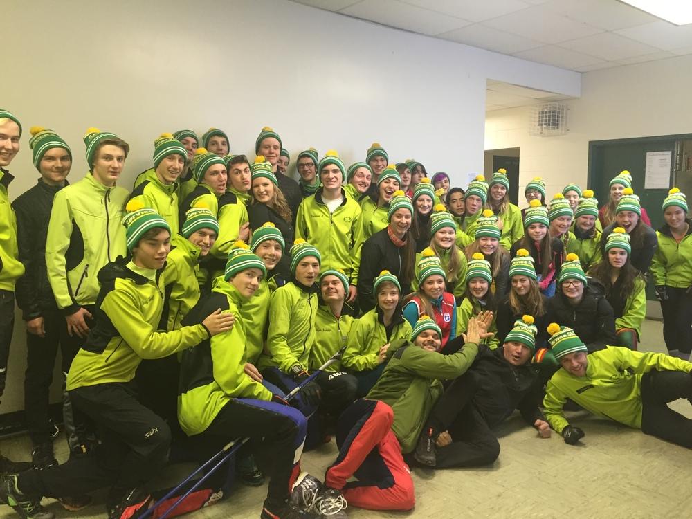 Service Ski Team 2015