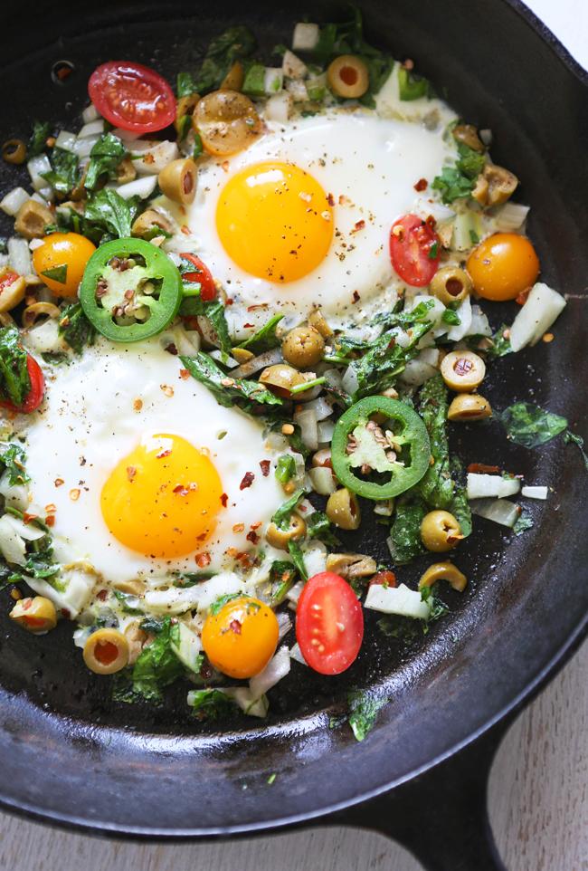 Make Ahead Breakfast Easy Eggs And Veggies Recipe Pip And Ebby