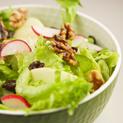 Lemony Waldorf Salad