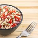 Tomato Barley Salad