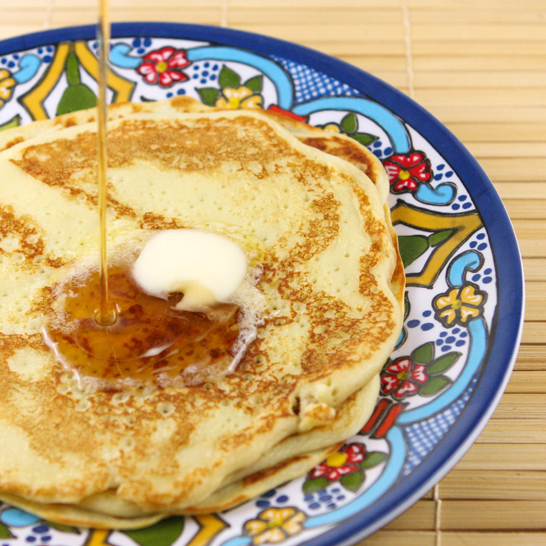 Grandma Linnea's Swedish Pancakes