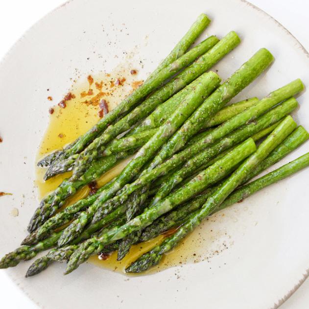 Easy Peasy Asparagus