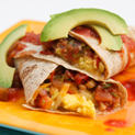 Loaded Breakfast Wraps
