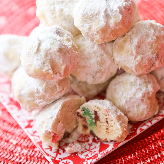 Snowball Cookies Pip And Ebby Easy Delicious Recipes