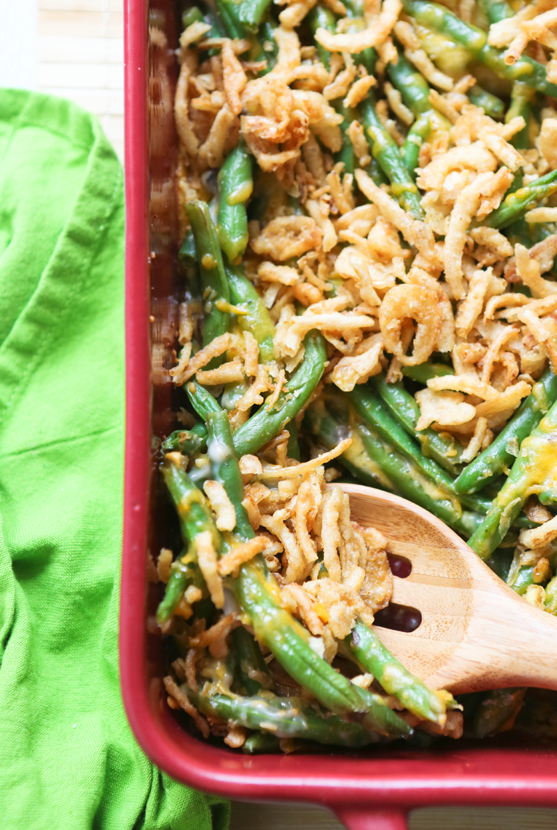 Best Green Bean Casserole Recipe — Pip and Ebby - easy ...
