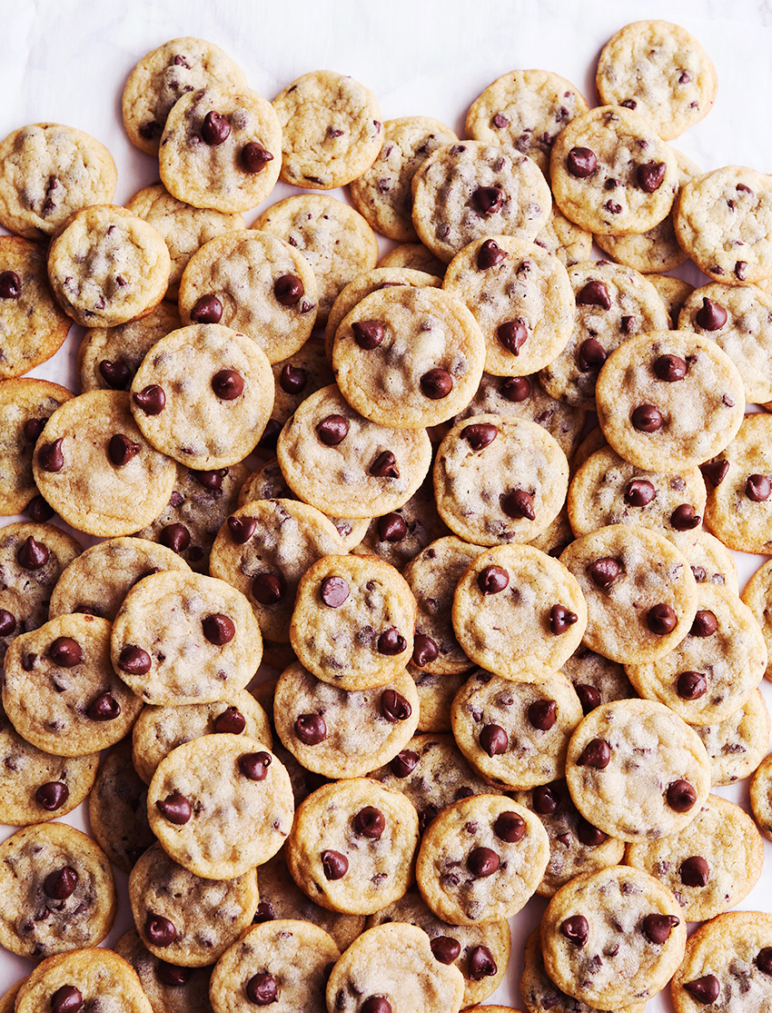 Mini Chocolate Chip Cookies Recipe