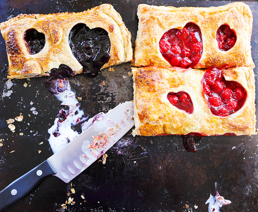 Berry Slab Pie Recipe