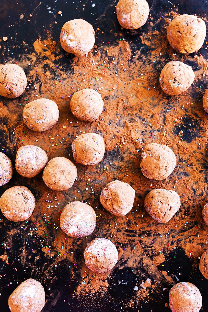 Cake Truffles Recipe