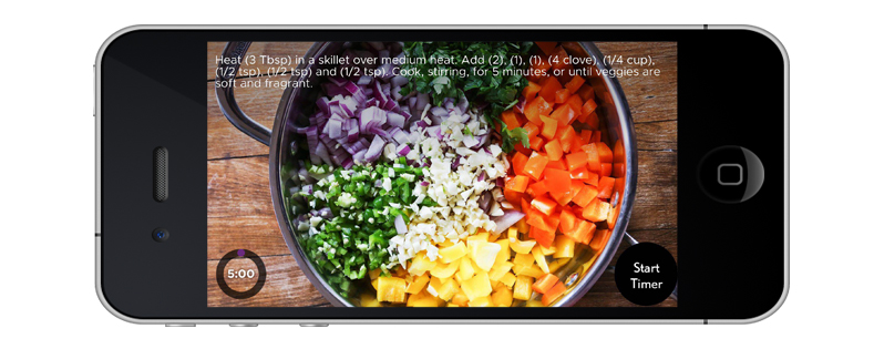 Pip Ebby cooking app