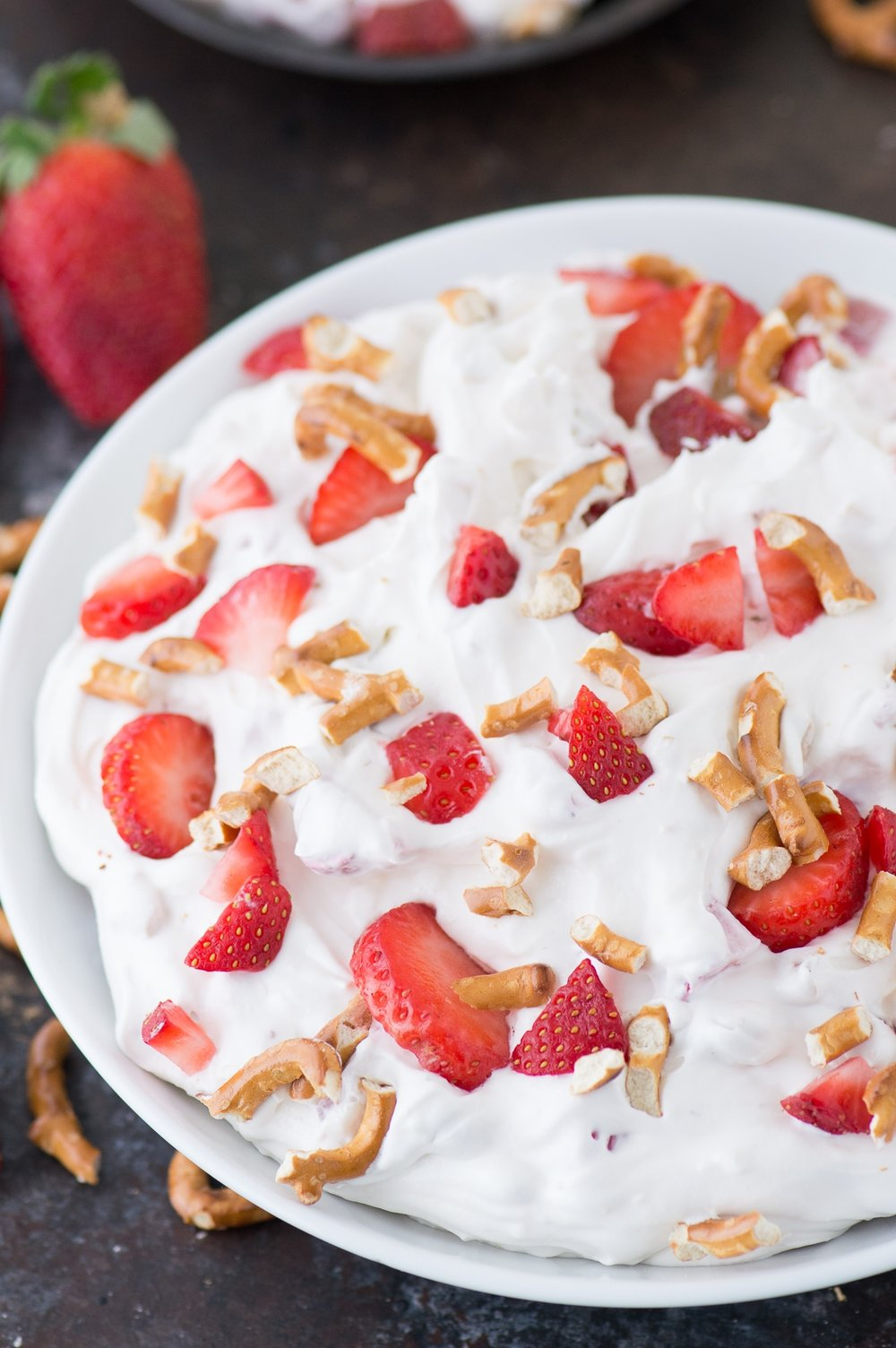 Strawberry-Pretzel-Fluff-Salad