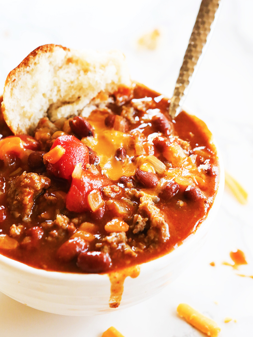 Easy+5-Ingredient+Chili+Recipe