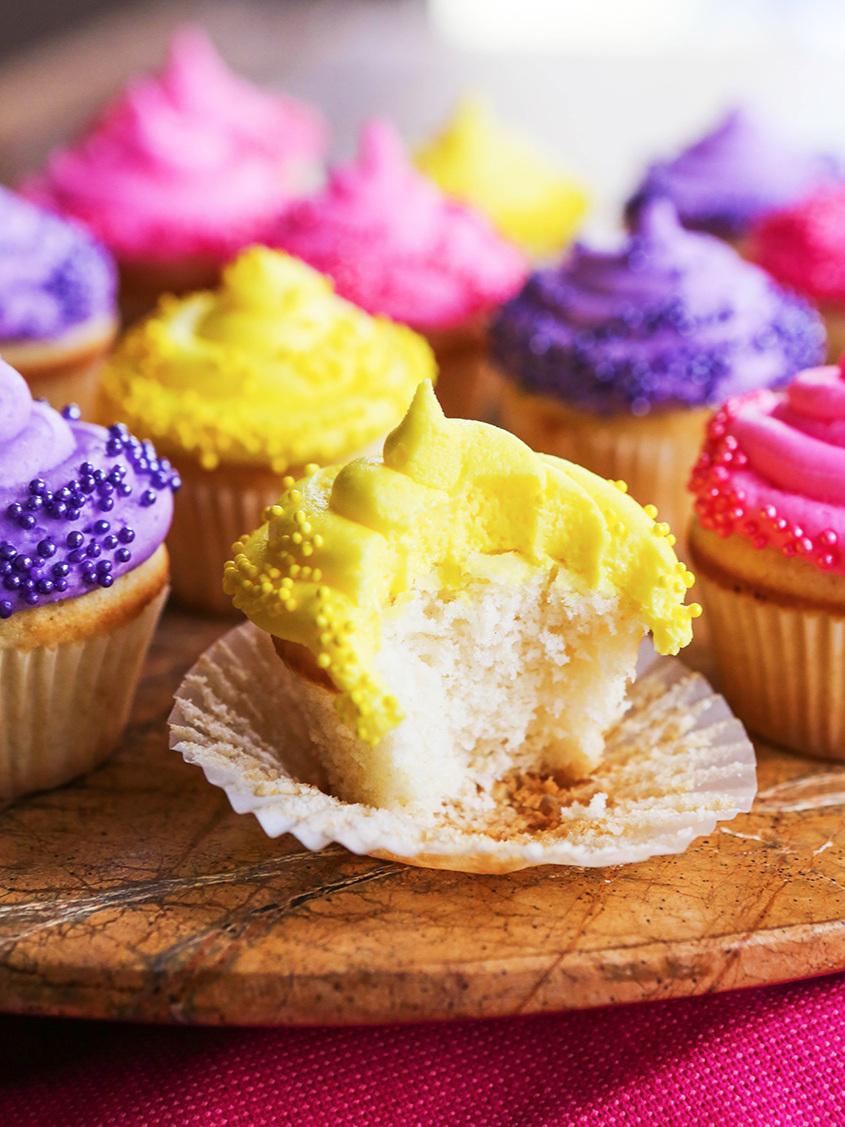 Classic+White+Cupcakes