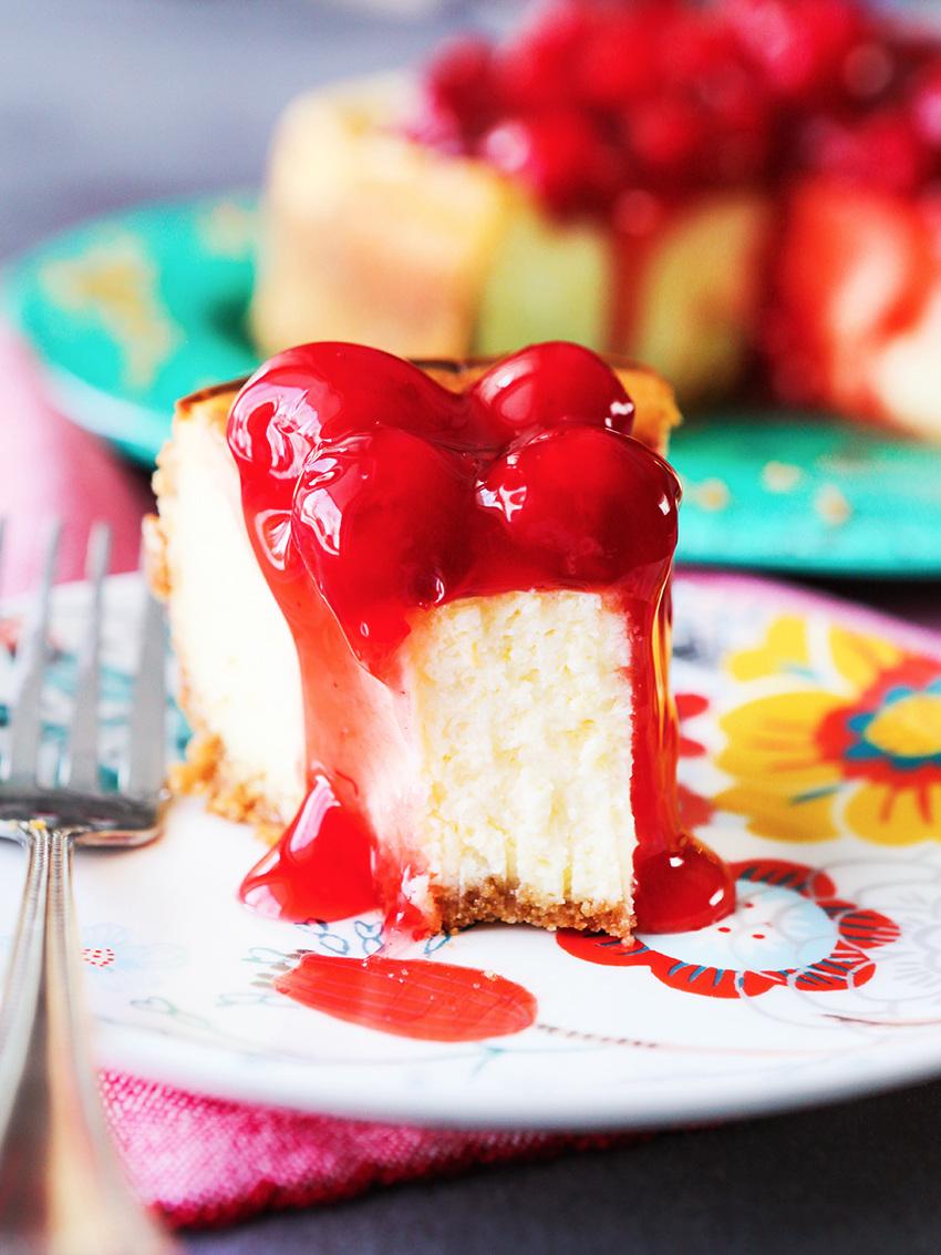 Instant+Pot+Cheesecake