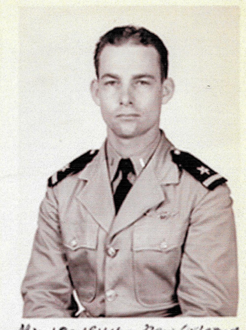 Lt. (JG) Barney Word Jarvis, US Navy