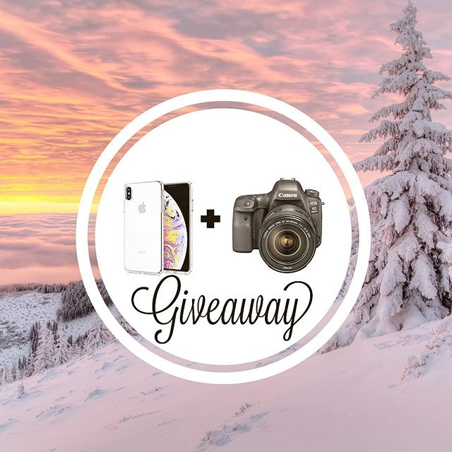 CHRISTMAS GIVEAWAY  Christmas is around the corner so I've joined some incredible accounts to give away :  1st Prize: Canon EOS 6D+Iphone XS  2nd Prize: a Luxury designer handbag from @minskatcopenhagen (worth $350)  3rd Prize: $100 Cash (Paypal)  4th Prize: $50 Cash (Paypal)  To participate, follow these simple steps  Follow all account that @incrediblegiveaways1 are following (mandatory) TAG a friend-multiplie entries allowed. 1 person per comment.  Bonus: like the last 3 photos on each account  The giveaway is open worldwide and can be applied by anyone.  Make sure you follow all account that @incrediblegiveaways1 are following we will double check. *Terms and conditions: The giveaway closes on December 17th. You must be 18+ years of age to enter and release Instagram and all brands and participants of all responsibility, and agree to Instagram terms of use. Must be following everyone in the loop. This is not sponsored, administred or associated with Instagram Inc, Paypal, Apple or Canon. No purchase necessary. VOID prohibited by law. Good Luck 🌟