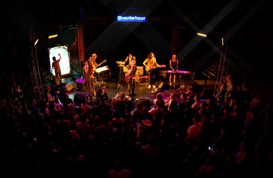 Races Performing at The Troubador