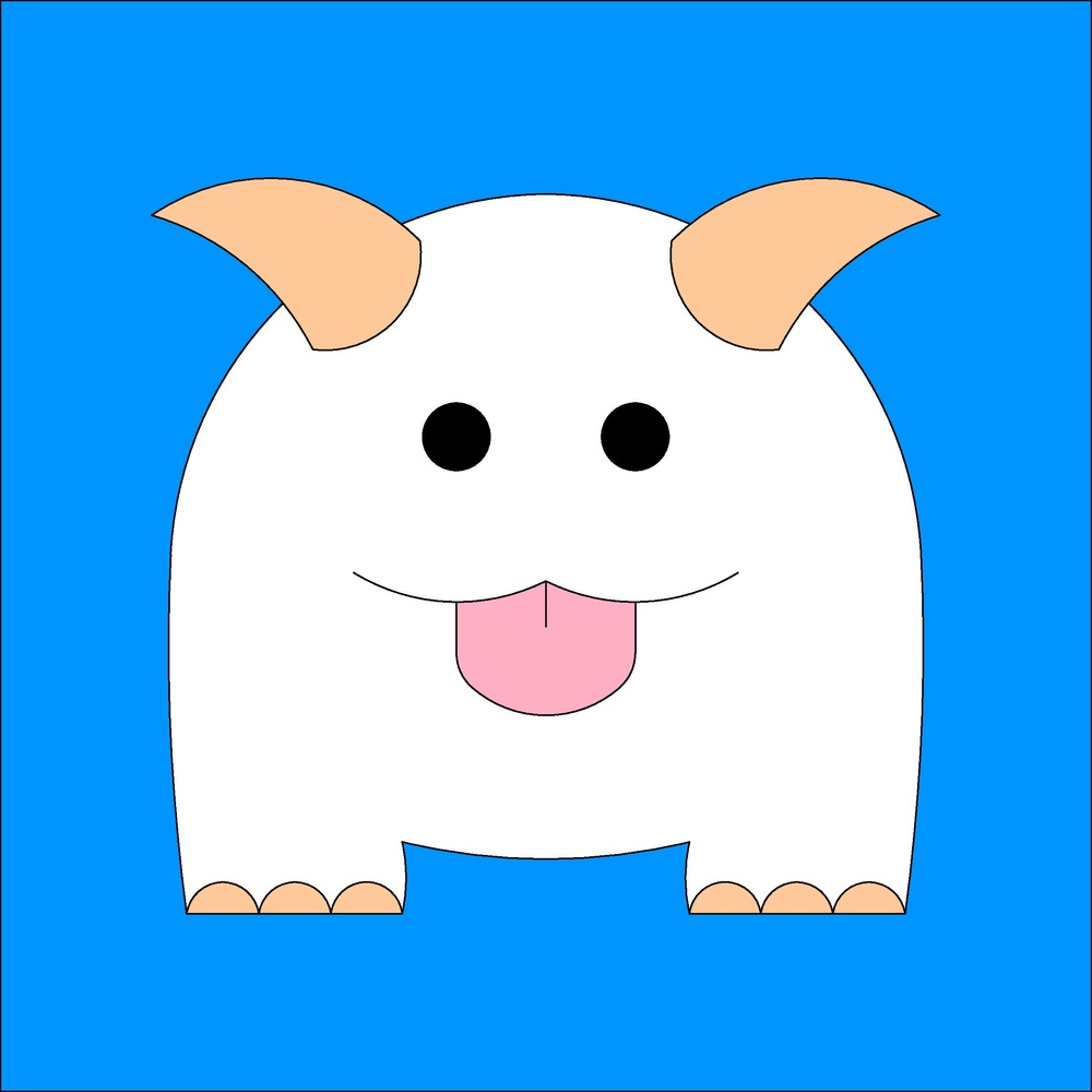Poro from League of Legends