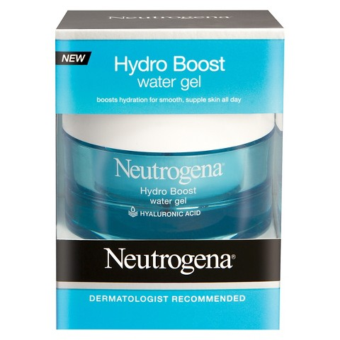 Drugstore Finds: Neutrogena Hydro Boost Water Gel Facial Moisturizer