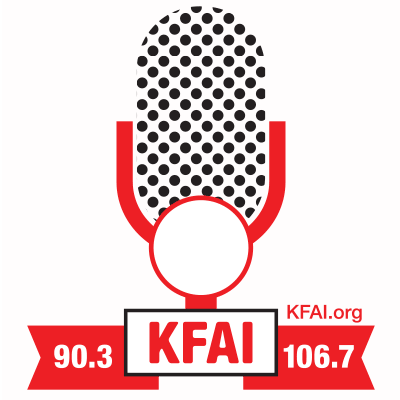 Celebrity Guest - Derek has appeared numerous times as celebrity co-host of the storied KFAI radio program