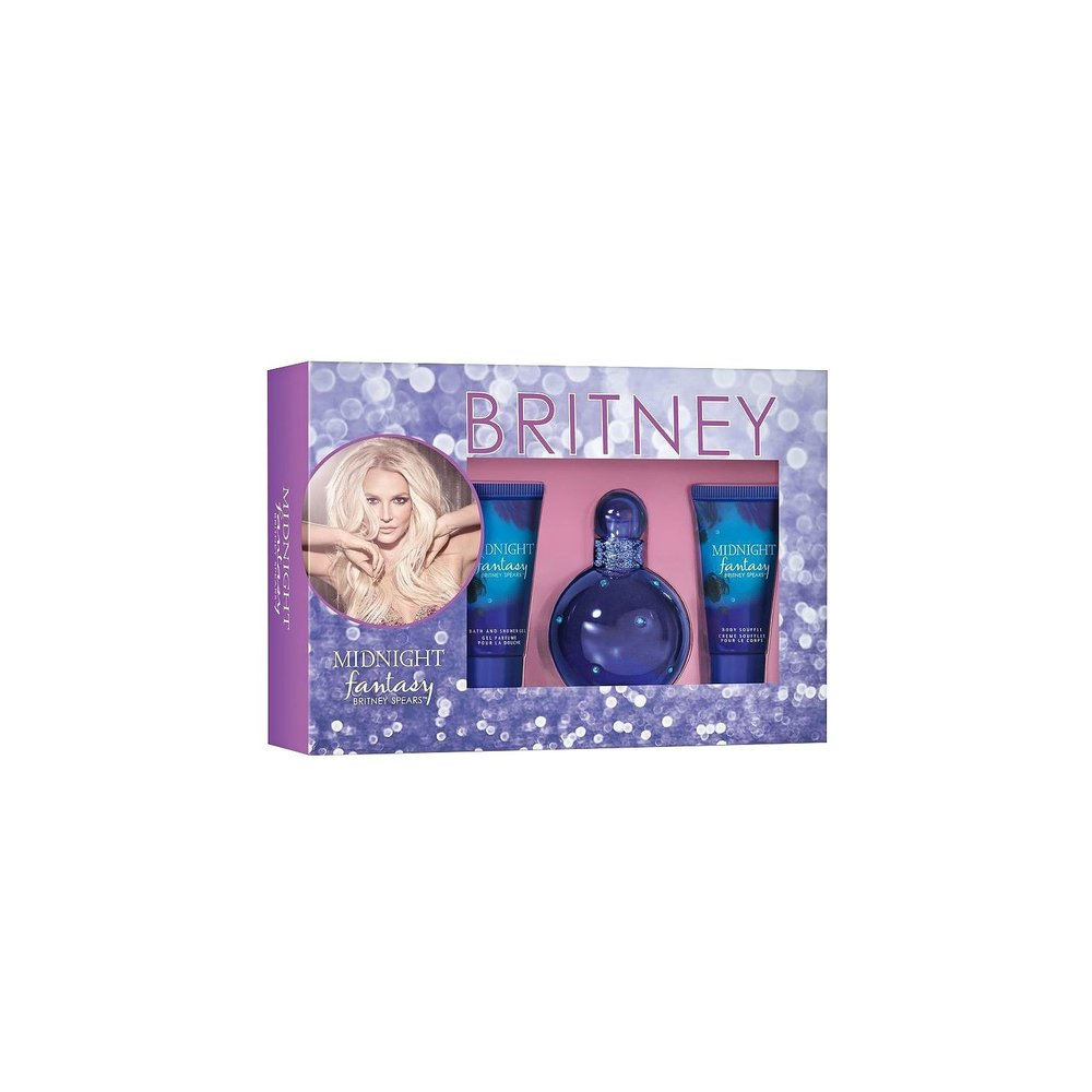 Midnight by Britney Spears Fragrance Gift Set - 3 Pieces  $35.00 at Target.com