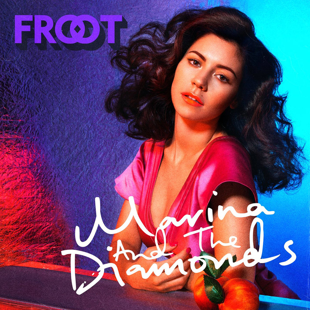 Marina and the Diamonds is an avant garde pop artist in the same vein as Sivan; they both have mainstream label backing but enjoy the artistic freedom of an indie act.