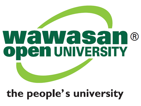 Hasil carian imej untuk Wawasan Open University Logo