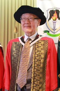 emeritus prof wang gungwu - honorary doctors of laws
