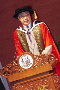 dato' dr sharom ahmat - honorary doctor of laws