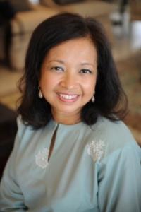 Datin Paduka Marina Mahathir.
