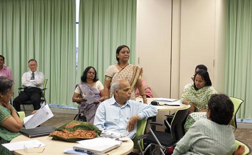 Participants of the CEMCA workshop.