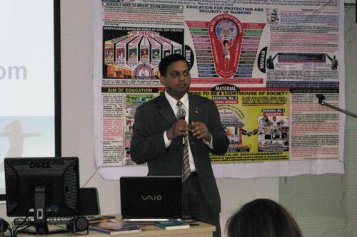 Shishir Srivastava.