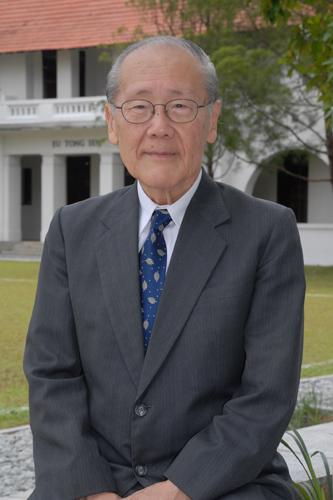 Prof Gungwu.