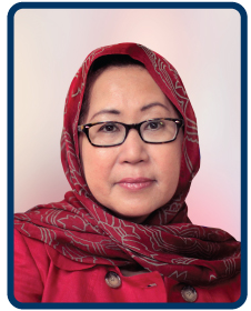 TAN SRI DR JEMILAH MAHMOOD - HONORARY DOCTOR OF LETTERS (IN-ABSENTIA)