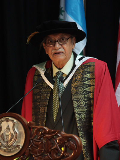 DATO' SERI CHET SINGH - honorary doctor of letters