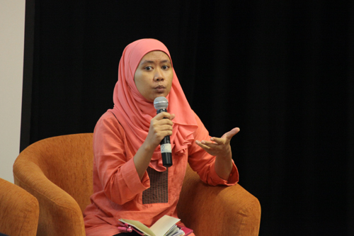 Nur Hasanah mentions the various forms of support available for victims.