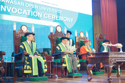 Tun Dzaiddin wants universities to transform in the face on Industry 4.0