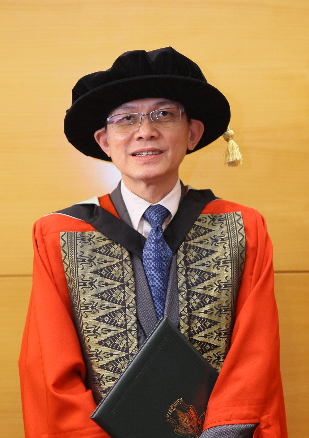 DATO' GOOI HOE SOON - DOCTOR OF BUSINESS