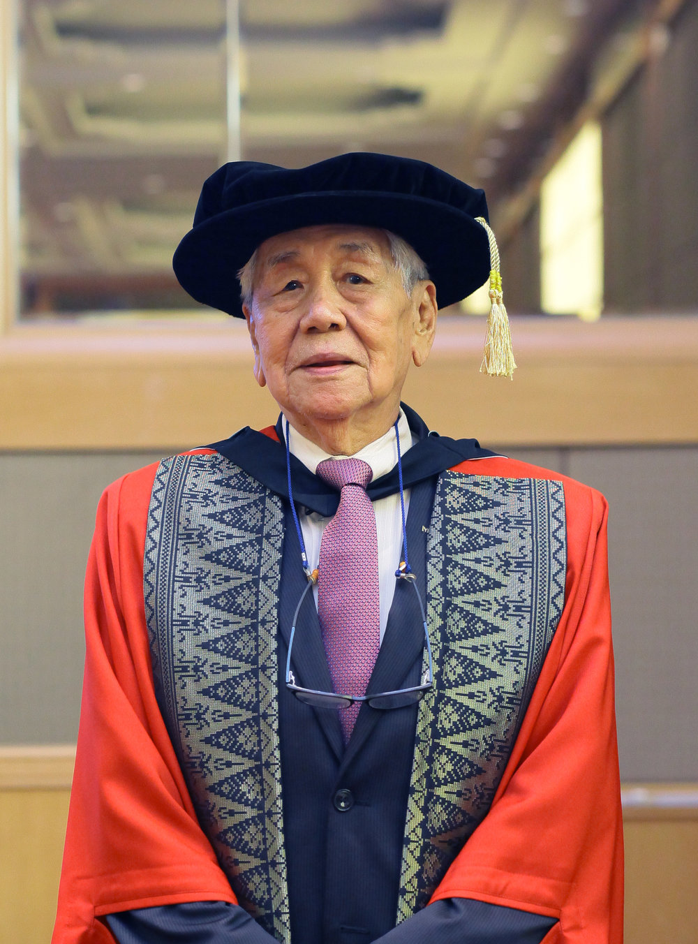 TAN SRI SOONG SIEW HOONG - DOCTOR OF BUSINESS